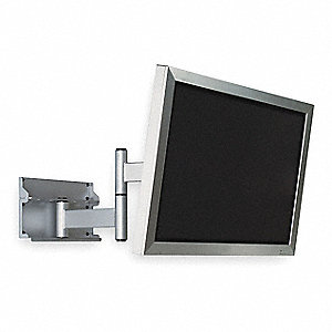 "Articulating TV Wall Mount For Use With 37 to 63"" Screens"