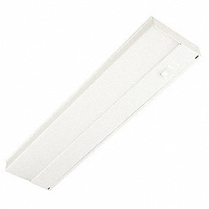"21-1/4"" x 5"" x 1-1/4"" Hardwired Undercabinet Fixture with Fluorescent Lamp"