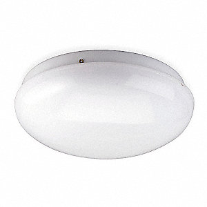 Ceiling Fixture,26W,Compact Fluorescent
