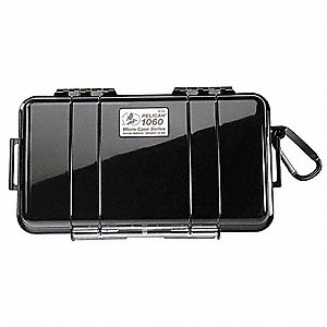 Black Micro Case, Mfr. Series 1060