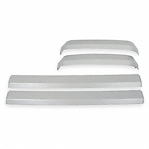 Fascia Base Wrap Kit, For Use With Mfr. No. 5518, 6439, 6245,  6247, 6248, 6249