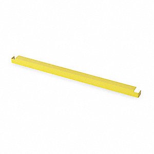 Beam Tie,48 in. L,Yellow