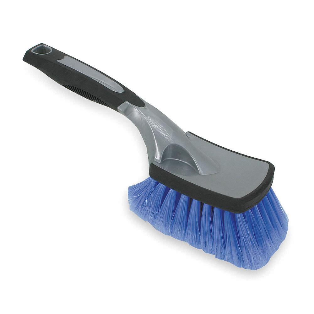 Car Wash Brush >> Tough Guy 10 Polypropylene Thermoplastic Rubber Car Wash Brush