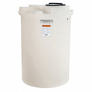 90-gal. Closed Top Vertical Storage Tank