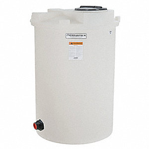 200-gal. Closed Top Vertical Storage Tank