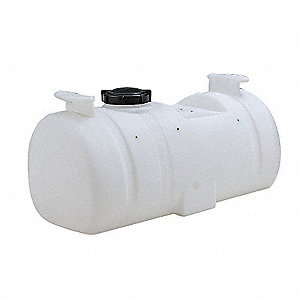 15-gal. Closed Top Saddle Tank Storage Tank