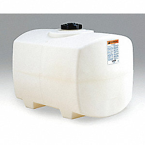 50-gal. Closed Top, Rectangular Pest Carrier Storage Tank