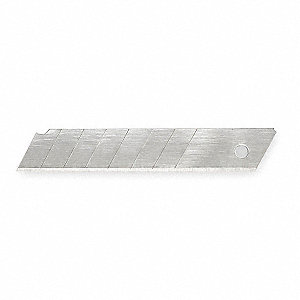 "3-7/8"" x 18mm Carbon Steel Snap-Off Blade&#x3b; PK10"