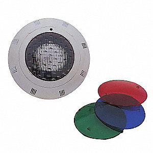 Pool Light For Use With Concrete Pools