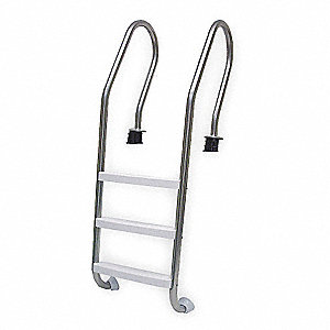 Plastic 4 Step Pool Ladder
