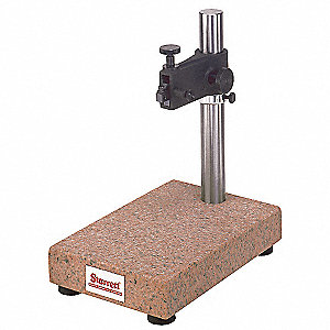 Comparator w/Granite Base, 8 W x 12 D x 2 H Base Size (In.), 1.500