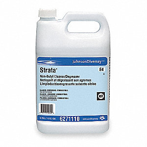 Non-Solvent Cleaner/Degreaser, 1 gal. Bottle