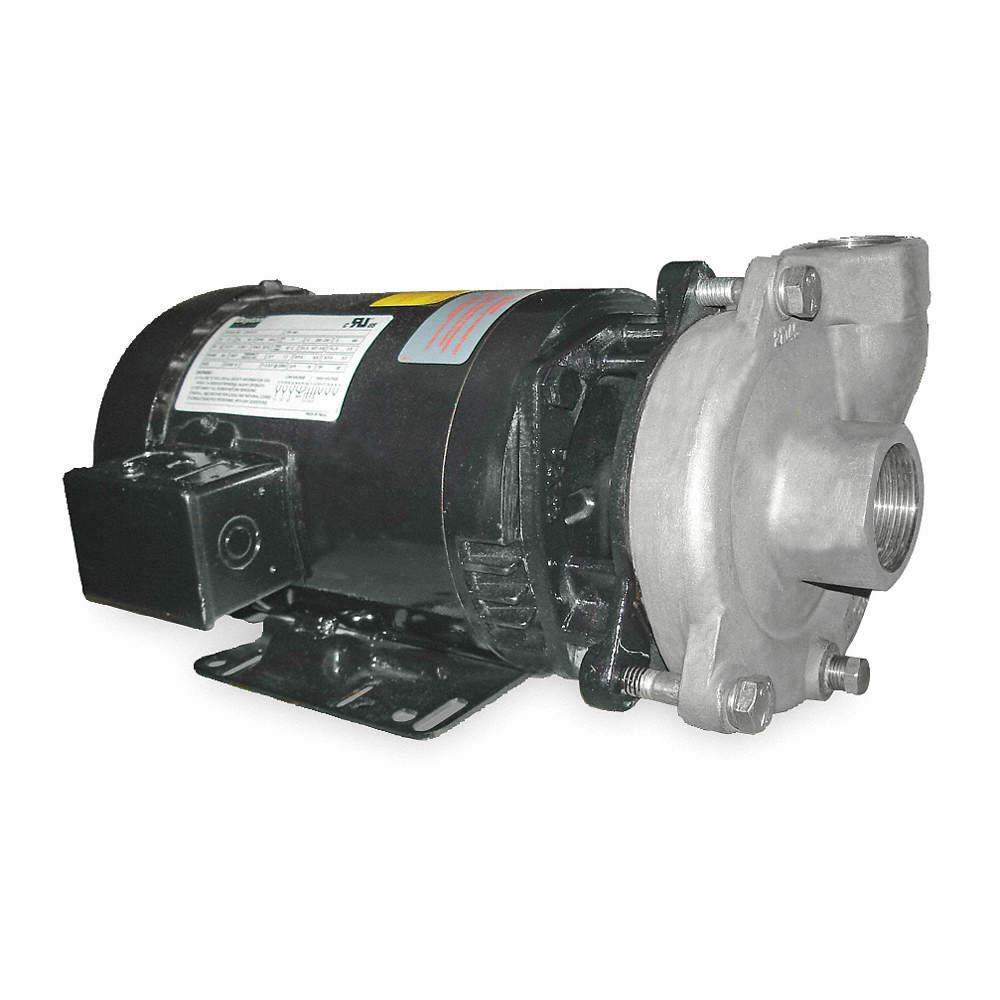Pump 15 HP 3 Ph 208 to 240//480VAC