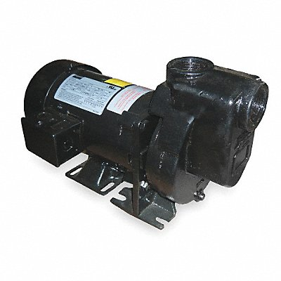 2ZXP4 - Centrifugal Pump 1 HP 3 Ph 208-230/460