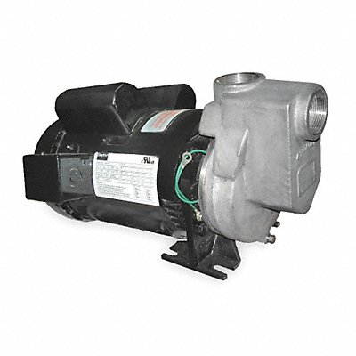 2ZXT1 - Centrifugal Pump 1 HP 1 Ph 115/208-230