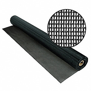 Pet and Insect Screen,Poly,48 in.x50 ft.