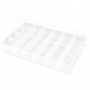 Compartment Box,Translucent