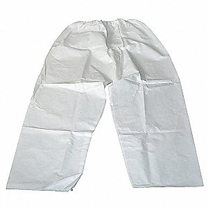 PANTS DISPOSABLE WHITE PK 12 S/M