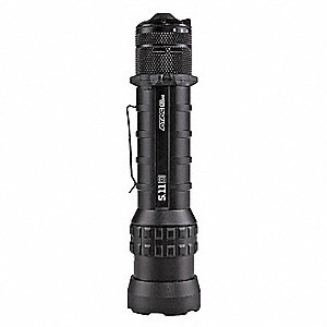 Tactical LED, Aerospace Aluminum, Maximum Lumens Output: 239, Black