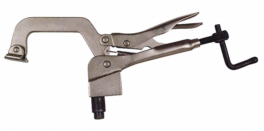Table Mount Clamp, 6-1/8 In