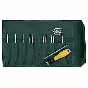 PRECISION MULTI-BIT SCREWDRIVER,ESD