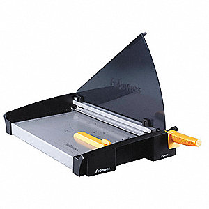 "Guillotine Paper Cutter, 18"" Cutting Length, 40 Sheet Capacity"