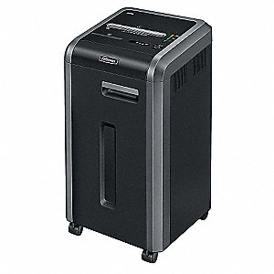 Industrial Paper Shredder, Cross-Cut Cut Style, Security Level 3
