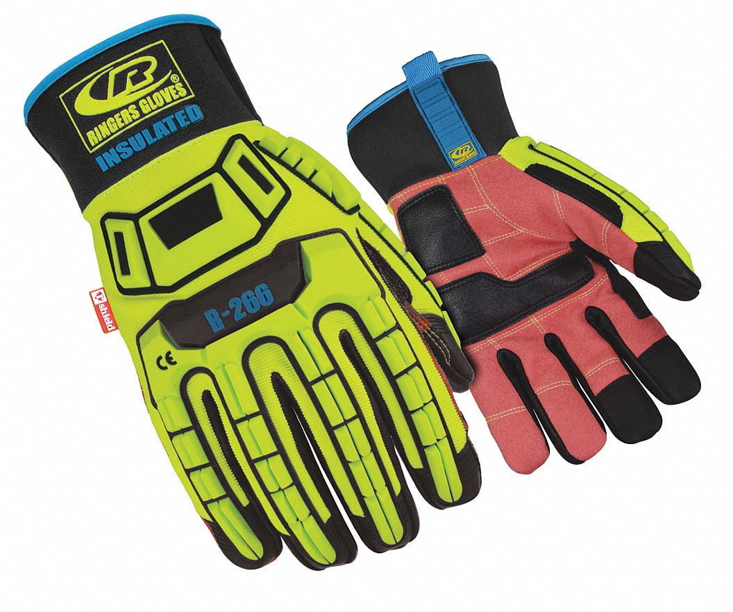 Mechanics Gloves,  XL,  Riggers,  1 PR