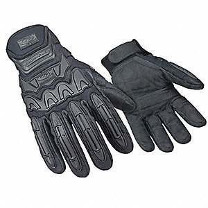 Law Enforcement Glove,Stealth,L,PR