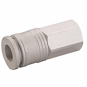 Aluminum Industrial Quick Coupler Body
