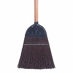 Palmyra Upright Broom, Overall Length 55""