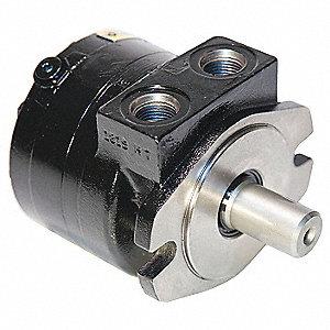 Parker Hydraulic Motor 3 6 Cu In Rev 30e861 110a 036