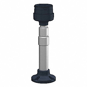 Adjustment Pole For Use With Harmony ® XVU Tower Lights, Black