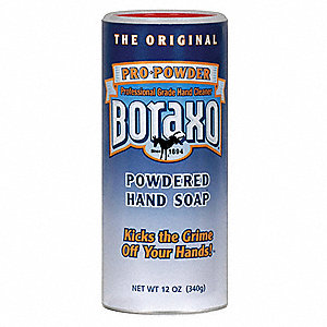Powder Hand Cleaner,12 oz.,Floral,PK12