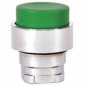 Push Button,22mm,Gr,Momentary,Extended