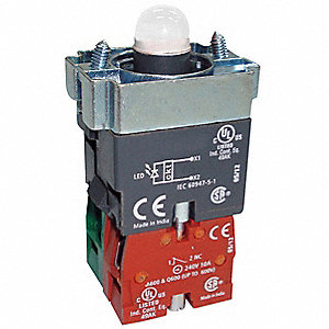 Lamp Module and Contact Block,1NO/1NC