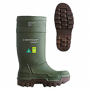 KNEEBOOT,THERMO,STEEL TOE,INDL,GR 8