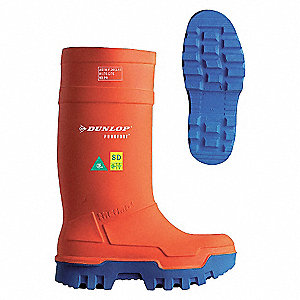 KNEEBOOT,THERMO,STEELTOE,INDL,OR,15