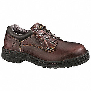Oxford Shoes,Steel,Mn,11-1/2M,PR