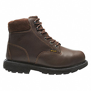 Work Boots,Steel Toe,Mn,14M,PR