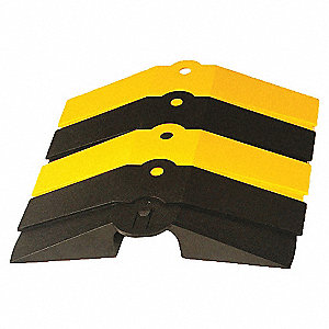1FT EXT, LARGE, BLACK, YELLOW