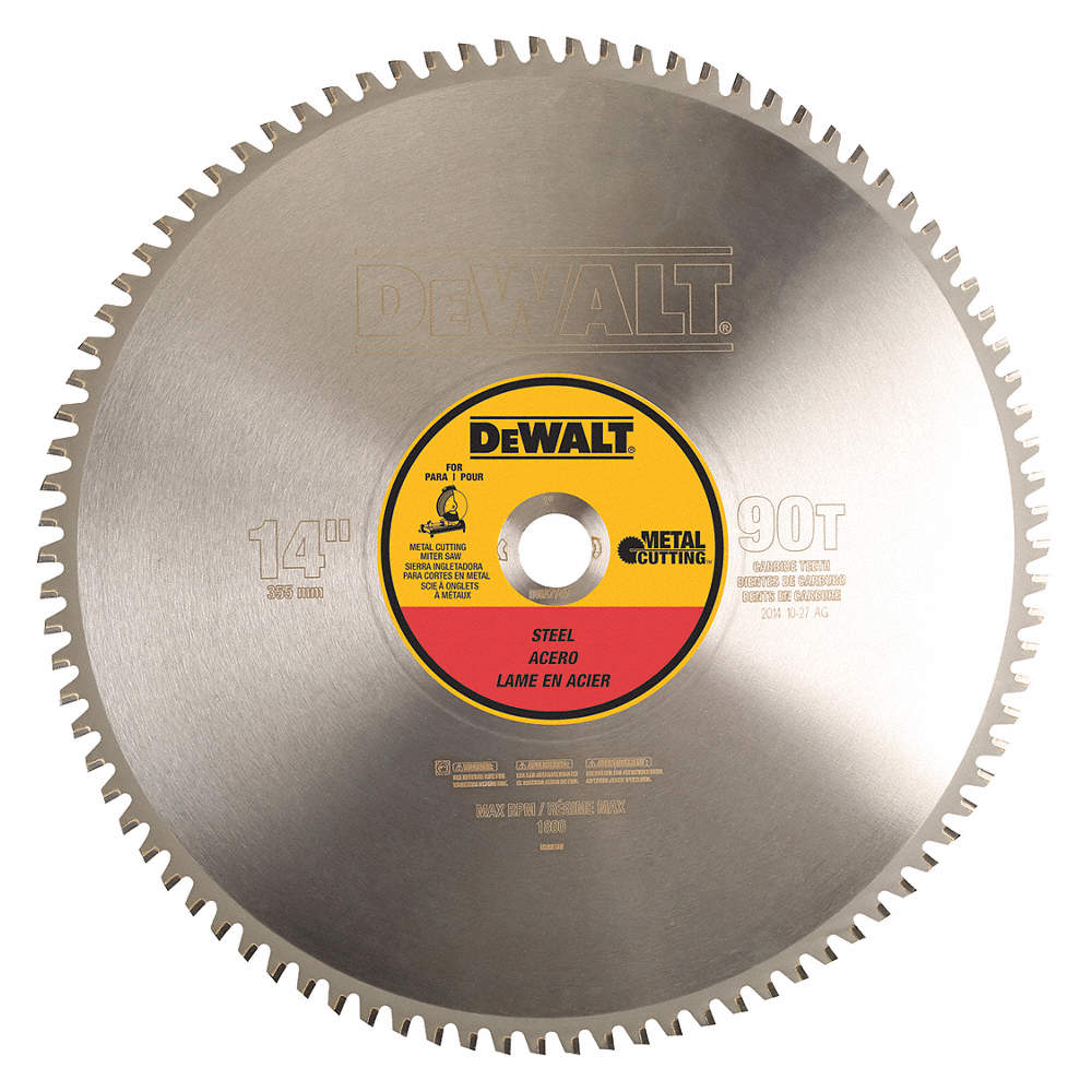 Dewalt 14 carbide metal cutting circular saw blade number of teeth zoom outreset put photo at full zoom then double click greentooth Gallery