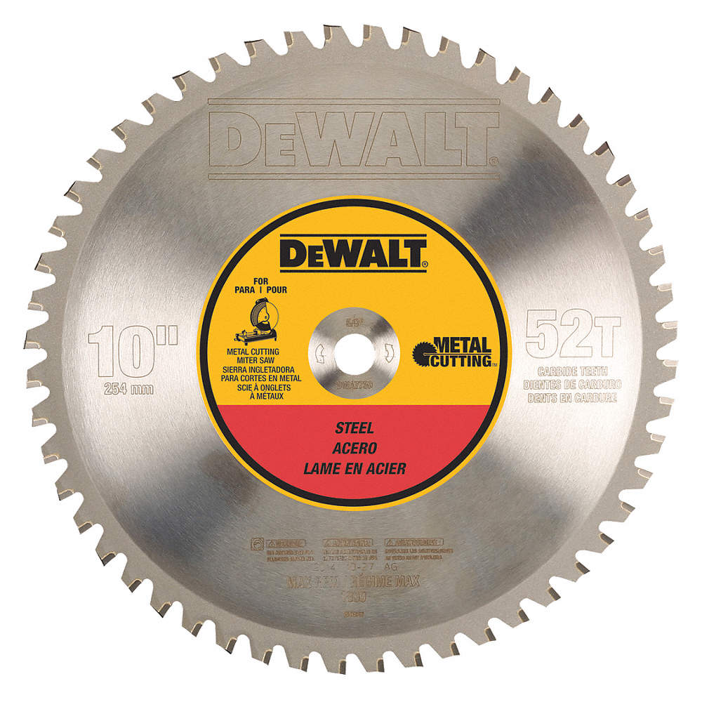 Dewalt circular saw bladesteel10in 30hj78dwa7759 grainger zoom outreset put photo at full zoom then double click keyboard keysfo Image collections