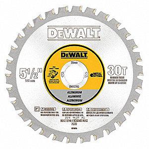 Dewalt circular saw bladealuminum5 12in 30hj79dwa7760 circular saw bladealuminum5 12in greentooth Choice Image