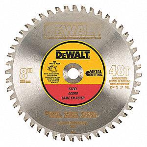 Dewalt circular saw bladesteel8 in 30hj88dwa7840 grainger circular saw bladesteel8 in greentooth Choice Image
