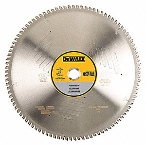 Dewalt circular saw bladealuminum14in 30hj90dwa7889 grainger circular saw bladealuminum14in keyboard keysfo Images