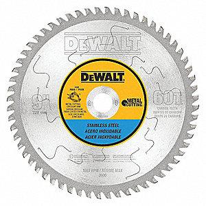 Dewalt circular saw bladestainless steel9 in 30hj92dwa7968 circular saw bladestainless steel9 in greentooth Gallery