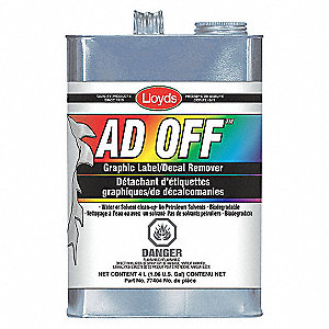 ADHESIVE REMOVER 4 LITRE