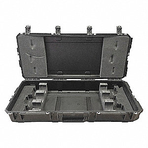 CARRYING CASE FOR 3 TACTICAL LIGHTS
