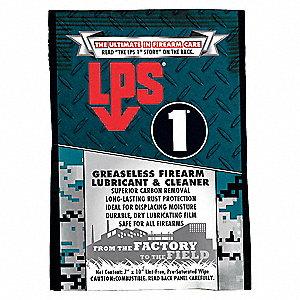 LPS 1 Greaseless Firearm Lubricant and Cleaner